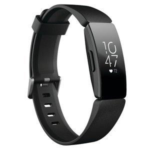 Fitness náramok Fitbit Inspire HR Black