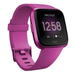 Inteligentné hodinky Fitbit Versa Lite Mulberry/Mulberry Aluminum