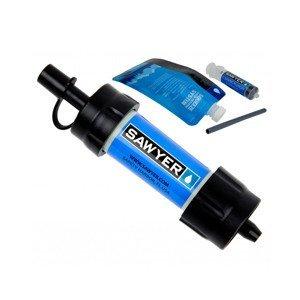 Vodný cestovný filter Sawyer SP128 Mini modrý