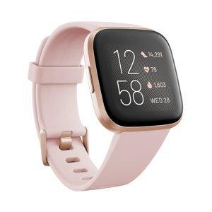 Inteligentné hodinky Fitbit Versa 2 Petal/Copper Rose