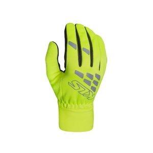 Zimné rukavice Kellys Beamer neon - M