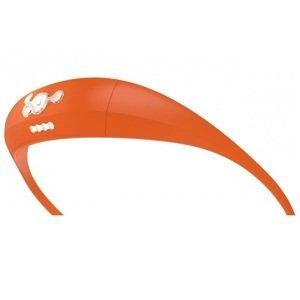 Čelovka Knog Bandicoot oranžová