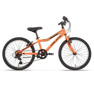 """Detský bicykel Galaxy Neptun 20"""" - model 2020 oranžová"""
