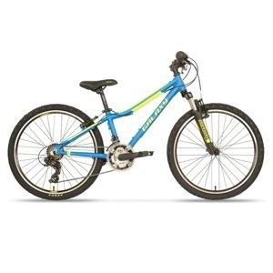 "Juniorský horský bicykel  Galaxy Pavo 24"" - model 2020 modrá - 13"""