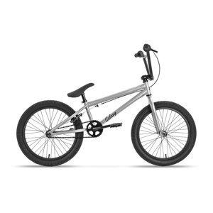 """BMX bicykel Galaxy Early Bird 20"""" - model 2020 strieborná"""