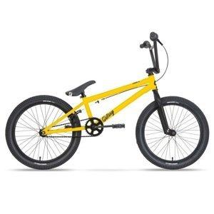 """BMX bicykel Galaxy Early Bird 20"""" - model 2020 žltá"""