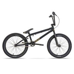 "BMX bicykel Galaxy Spot 20"" - model 2020 čierna"