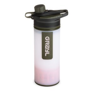 Filtračná fľaša Grayl Geopress Purifier Alpine White