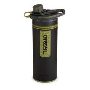 Filtračná fľaša Grayl Geopress Purifier Camo Black