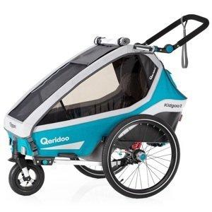 Multifunkčný detský vozík Qeridoo KidGoo 1 2020 Petrol Blue