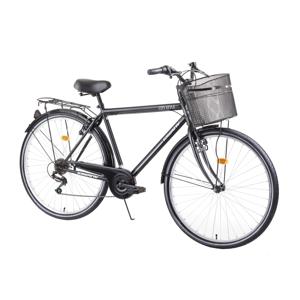 """Mestský bicykel Kreativ City Series 2813 28"""" 4.0 Black - Záruka 10 rokov"""