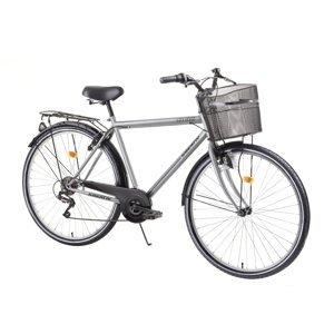 """Mestský bicykel Kreativ City Series 2813 28"""" 4.0 Grey - Záruka 10 rokov"""