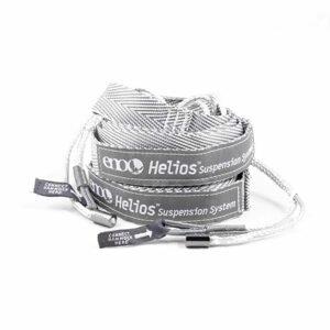 Upevňovacie popruhy pre hamak ENO Helios Ultralight Grey