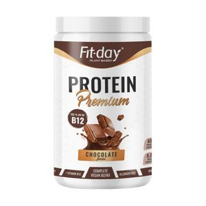 Proteínový nápoj Fit-day Protein Premium 900 g čokoláda