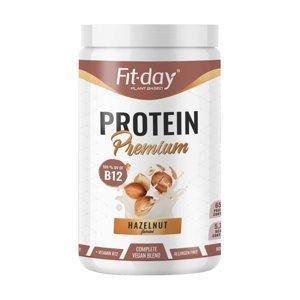Proteínový nápoj Fit-day Protein Premium 900 g lieskový orech