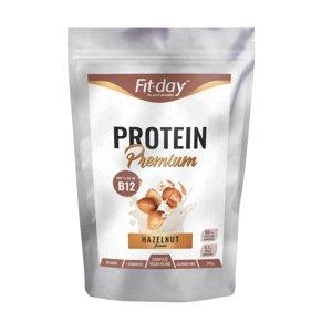 Proteínový nápoj Fit-day Protein Premium 135 g lieskový orech