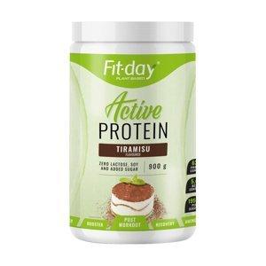 Proteínový nápoj Fit-day Protein Active 900 g tiramisu