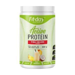 Proteínový nápoj Fit-day Protein Active 900 g piňa colada