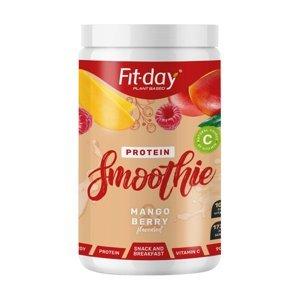 Proteínový nápoj Fit-day Protein Smoothie 900 g mango-berry