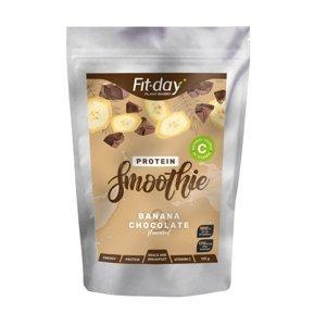 Proteínový nápoj Fit-day Protein Smoothie 135 g banán v čokoláde