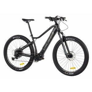 Horský elektrobicykel Crussis ONE-Largo 9.6-S - model 2021 - Záruka 10 rokov