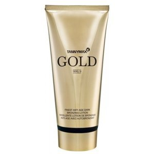 Opaľovací krém Tanny Maxx Gold 999,9 Dark Bronzing Lotion 200ml