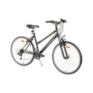 "Juniorský dievčenský horský bicykel Reactor Swift 24"" - model 2020 lemon - 17"""