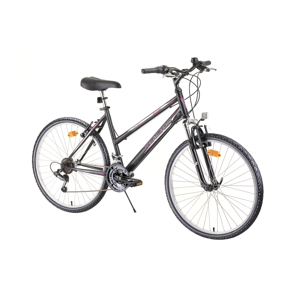 "Juniorský dievčenský horský bicykel Reactor Swift 24"" - model 2020 strawberry - 17"""