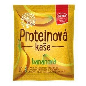 Proteínová kaša Semix banán