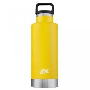 Izolačná fľaša Esbit SCULPTOR 750 ml Sunshine Yellow