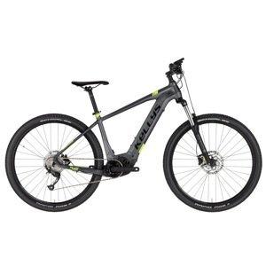 """Horský elektrobicykel KELLYS TYGON 10 29"""" - model 2021 Grey - L (19,5"""") - Záruka 10 rokov"""