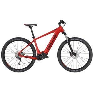 """Horský elektrobicykel KELLYS TYGON 10 29"""" - model 2021 Red - M (17.5"""") - Záruka 10 rokov"""
