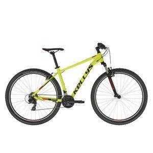 "Horský bicykel KELLYS SPIDER 10 29"" - model 2021 Neon Yellow - L (21'') - Záruka 10 rokov"