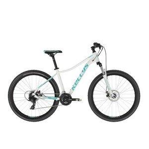 "Dámsky horský bicykel KELLYS VANITY 30 26"" - model 2021 White - XS (13,5"") - Záruka 10 rokov"