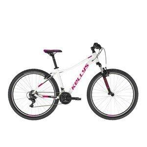 "Dámsky horský bicykel KELLYS VANITY 10 26"" - model 2021 White - S (15"") - Záruka 10 rokov"