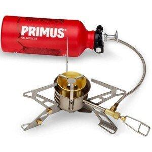 Varič Primus OmniFuel II s palivovou fľašou Bottle & Pouch 0.6l