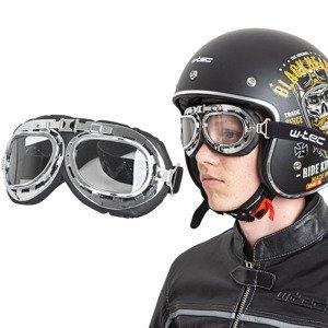 Moto okuliare W-TEC Ageless