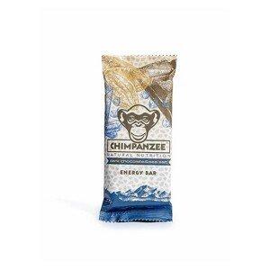 Energetická tyčinka Chimpanzee Energy Bar 55 g Dark Chocolate & Sea Salt