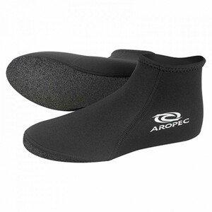 Neoprénové ponožky Aropec DINGO 3 mm M