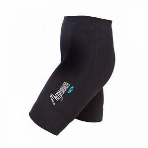 Neoprénové šortky Agama EASY Superstretch 2 mm Black - L/XL