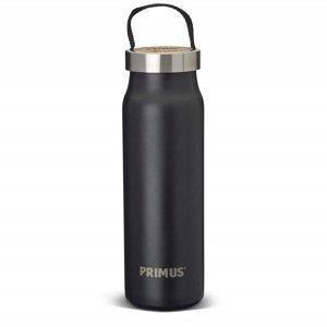 Nerezová fľaša Primus Klunken V. Bottle 500 ml Black
