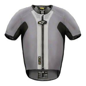 Airbagová vesta Alpinestars Tech-Air® 5 Airbag System šedo-čierna - XXL