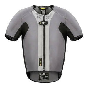 Airbagová vesta Alpinestars Tech-Air® 5 Airbag System šedo-čierna - 3XL