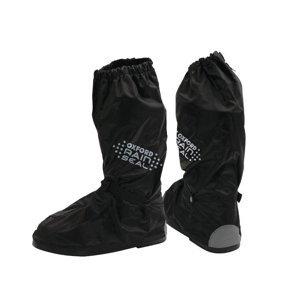 Návleky na topánky Oxford Rain Seal čierna - XL (48-50)