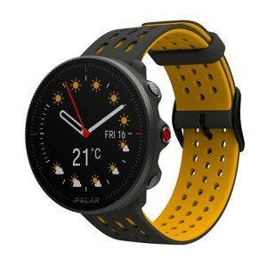 Športové hodinky POLAR Vantage M2 sivá/žltá S-L