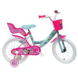 "Detský bicykel LOL 16"" - model 2021"