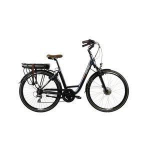 """Mestský elektrobicykel Devron 28120 28"""" - model 2022 Grey - 19"""" - Záruka 10 rokov"""