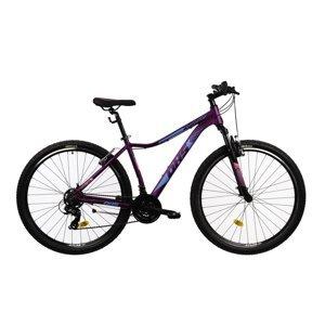 """Dámsky horský bicykel DHS Terrana 2922 29"""" - model 2021 Violet - 18"""" - Záruka 10 rokov"""