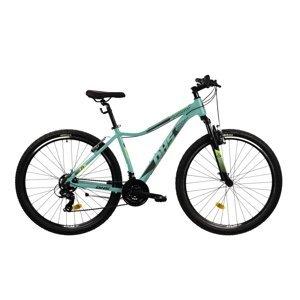 "Dámsky horský bicykel DHS Terrana 2922 29"" - model 2021 Turquoise - 18"" - Záruka 10 rokov"