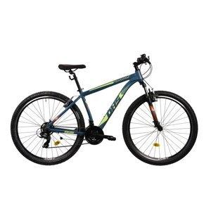 "Horský bicykel DHS Teranna 2923 29"" - model 2021 Green - 18"" - Záruka 10 rokov"